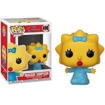 Boneco Funko Pop Os Simpsons Maggie 498 Colecionável -