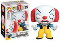 Boneco Funko Pop - Pennywise 55 - IT The Movie - Original -