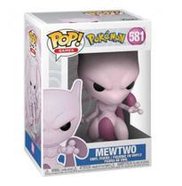 Boneco Funko Pop! Pokémon - Mewtwo -