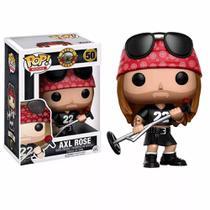Boneco Funko Pop Rocks Guns Roses Axl Rose 50 -
