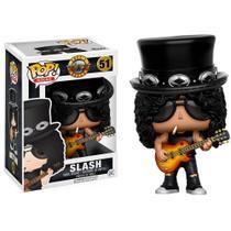 Boneco Funko Pop Rocks Guns Roses Slash 51 -