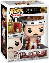 Boneco Funko Pop Rocks Queen Freddie Mercury King 18 -