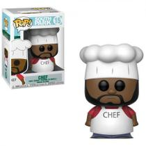 Boneco Funko Pop - South Park - Chef 15 -