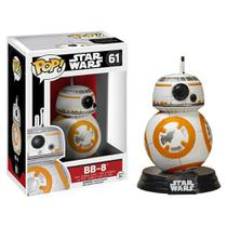 Boneco funko pop star wars bb-8 61 -