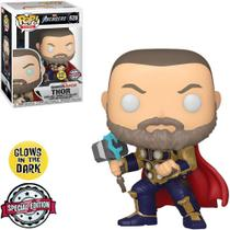 Boneco Funko Pop Thor Gamer Verse Marvel Avengers 628 -