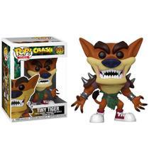 Boneco Funko Pop! Tiny Tiger Crash Bandicoot - 533 -
