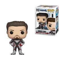Boneco Funko Pop Tony Stark 449 Vingadores Marvel -