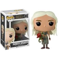 Boneco Game Of Thrones Daenerys Targaryen Funko Pop