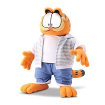 Boneco Garfield Grande 33cm, Um Gato Super Macio - BeeToys Brinquedos -