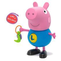 Boneco George com Atividades - Peppa Pig - Elka -