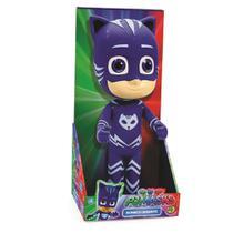 Boneco Gigante 30 Cm - PJ Masks - Menino Gato - DTC -