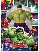 Boneco Gigante 50 cm Hulk Revolution 516 - Mimo -