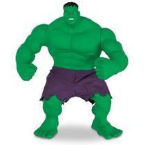 Boneco Gigante 55cm Hulk Premium Avengers - Mimo -
