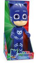 Boneco Gigante Menino Gato PJ Masks 30cm 5052 Dtc -