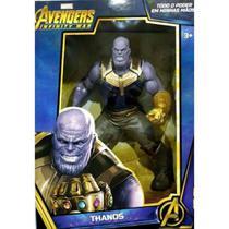 Boneco Gigante Premium Thanos Avengers Ultimato End Games 50 cm Mimo -