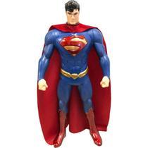 Boneco Gigante Super Homem Clássico 45 cm 927 Mimo Menino -