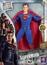 Boneco Gigante Super Homem Premium DC Comics 50cm 920 Mimo -