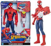 Boneco Homem Aranha 30 Cm Titan Hero Com Dispositivo Power FX E3552 - Hasbro -
