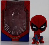 Boneco Homem aranha - Colecionável com imã - m2 - Marvel