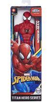 Boneco Homem-Aranha com Armadura Titan Hero Series Hasbro -