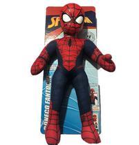 Boneco Homem Aranha Fantoche Marvel DC Comics Infantil - Sulamericana