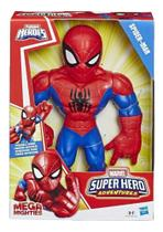 Boneco Homem Aranha Playskool Heroes 25cm - Hasbro E4132 -