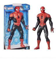Boneco Homem Aranha Preto/vermelho Olympus F0780 - Hasbro -