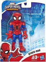 Boneco Homem Aranha Super Hero Adventures - Hasbro E6224 -