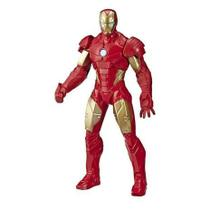 Boneco Homem de Ferro Articulado 25CM Marvel - Hasbro -