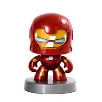 Boneco Homem de Ferro Funko Pop Iron Man Mighty Muggs Vingadores Marvel -