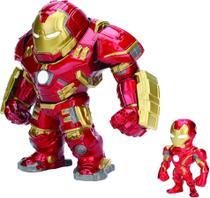 Boneco Homem de Ferro Hulkbuster Metal DTC - Marvel