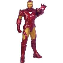 Boneco Homem de Ferro Metalizado Premium Gigante 0460 - Mimo - Mimo -