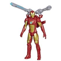 Boneco Homem de Ferro Titan Hero Bast Gear E7380 - Hasbro - Avengers