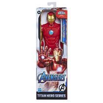 Boneco Homem de Ferro Titan Hero Blast Gear E7873 - Hasbro -
