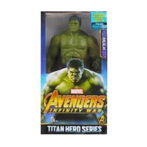 Boneco Hulk 30 Titan Hero Series Avengers Infinity War Hasbro -