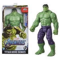 Boneco Hulk 30cm Articulado com Som e Luz Vingadores Grande - Avengers