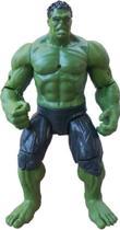 Boneco Hulk Articulado  17cm com Luz - Avengers