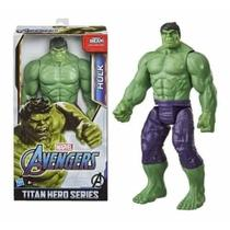 Boneco Hulk Avengers Blast Gear - E7475 Hasbro -