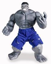 Boneco Hulk Gigante Premium - Cinza - Mimo