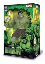 Boneco Hulk  Premium Verde - Mimo -