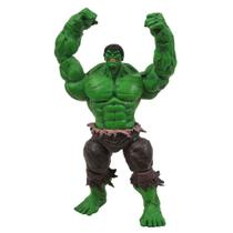 Boneco Hulk The Incredible - Marvel Select - Avengers - marvel