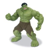 Boneco Hulk Verde Gigante 51cm Avengers Mimo Premium -