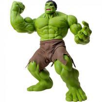 Boneco Hulk Verde Premium Gigante 50cm Marvel, Mimo -