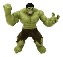 Boneco Hulk Verde Premium Gigante 50cm - Mimo - Disney -