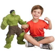 Boneco Hulk Verde Premium Gigante - Mimo - Disney -