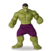 Boneco Hulk Verde Revolution Gigante 45 Cm Mimo -