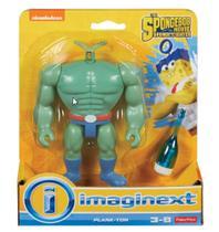 Boneco Imaginext - Plankton - Bob Esponja Uma Aventura Fora DÁgua - Fisher-Price -