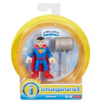 Boneco Imaginext Super Amigos DC Comics Superman - DRY30  Mattel - Fisher-price