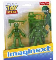 Boneco Imaginext Toy Story 3 - Soldadinhos - Mattel X4082 - Brinquedos