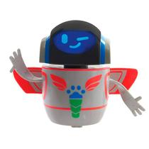Boneco Interativo 20 Cm PJ Masks PJ Robô 4810 DTC -